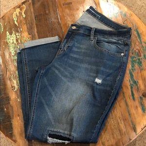 Gap cropped Skinny Jeans